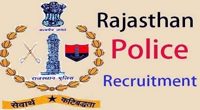 Details for Police Constable Recruitment in Rajasthan