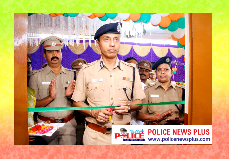 Coimbatore city police commissioner inaugurated 73 CCTV surveillance cameras