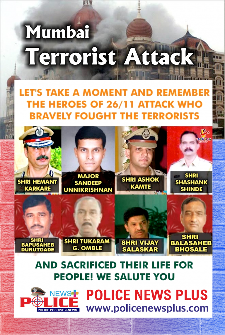 The country pays tributes to the martyrs of 26/11 terrorist attack in Mumbai