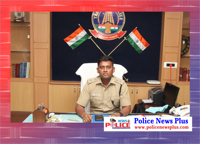 Ramanathapuram Police Superintendent's new initiative, the public appreciated