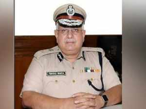 Goa DGP Mr. Pranab Nanda expires due to cardiac arrest