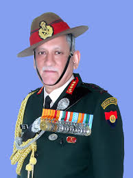 Gen. Bipin Rawat becomes first Chief of Defence Staff(CDS)