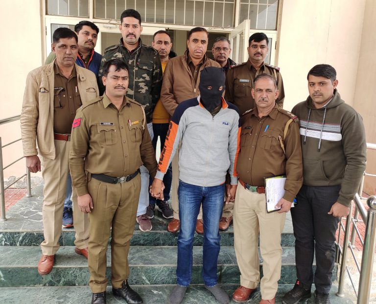 Harayaha Police arrested absconding criminal involved in various cases