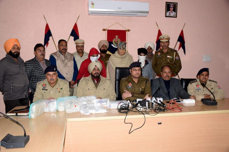 Hoshiarpur Police solved case in record time