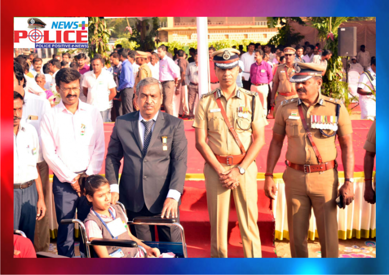 71th Republic Day Celebrated with great enthusiasm in Coimbatore