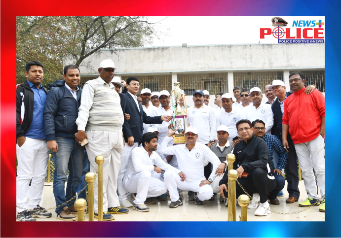 Birth anniversary of Netaji Subhas Chandra Bose  Friendly Cricket Match organised by  Bankura Police