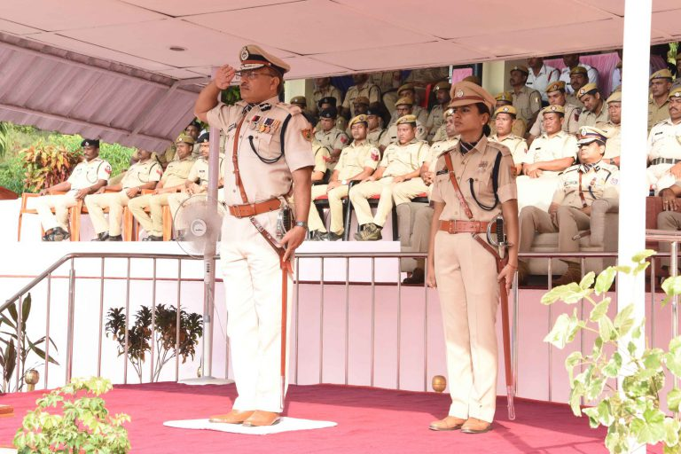 Impressive commencement of Andaman and Nicobar Islands Police Week