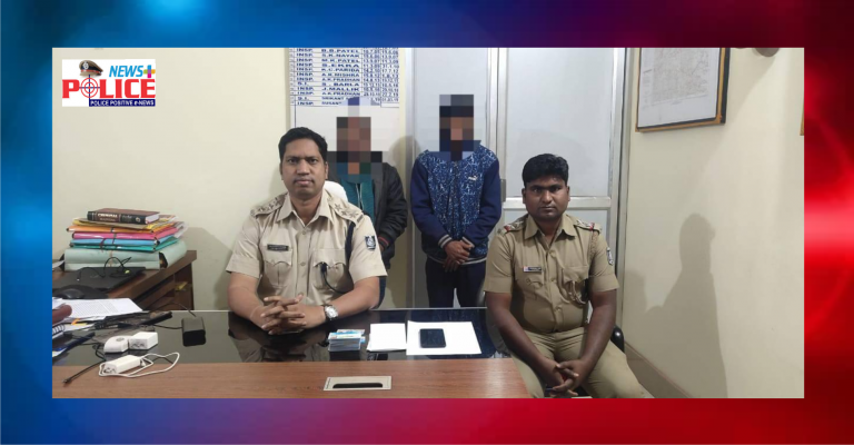 Odisha Police arrested 2 persons for selling Fake Driving Licence