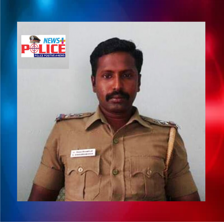 Assistant Inspector of Police dies in accident during night duty