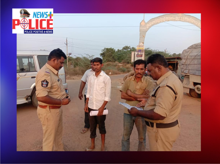 Kadapa Police conducts Awareness meeting on Road safety with the Public