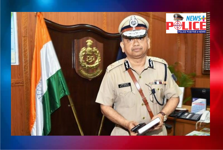 Puducherry DGP Mr. Balaji Srivastava IPS congratulated all the Police officers who were promoted