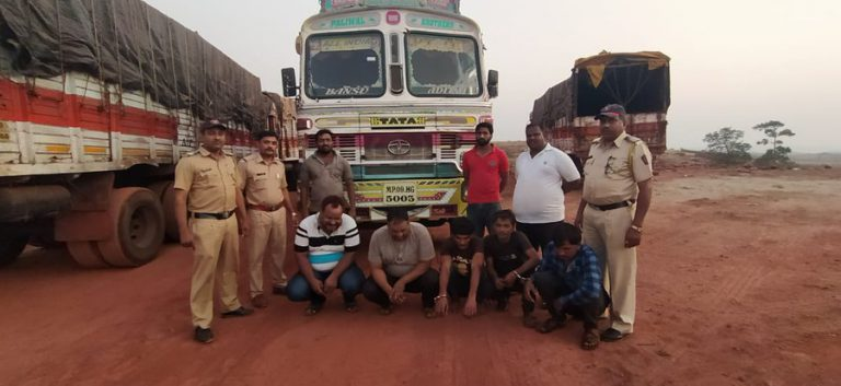 Ratnagiri Police arrested persons who stole diesel