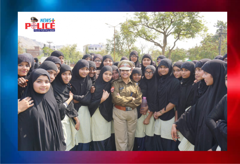 Rajastan Police give Self-Defense training to girl students