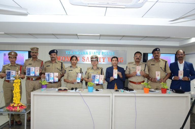 Capacity Building and Convergence Workshop held at NRI Cell by Women Safety Wing
