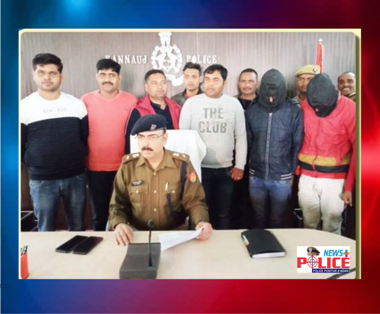 UP Police arrested accused involved in theft