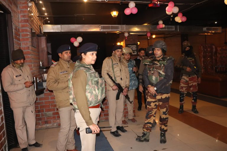 Uttarakhand Police conducts Mock drill in Dehradun with the objective of tackling terrorist incidents