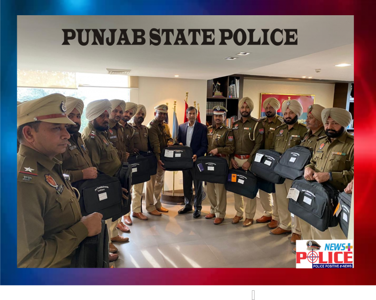 Punjab DGP appreciated the initiative of  Investigation Officers