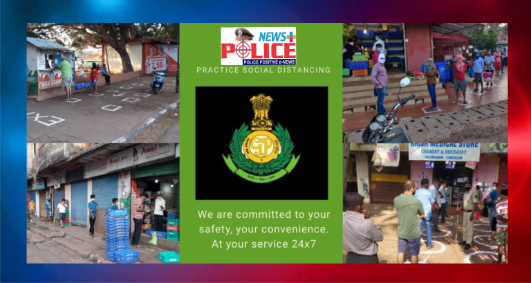 Goa Police make an appeal to the citizens