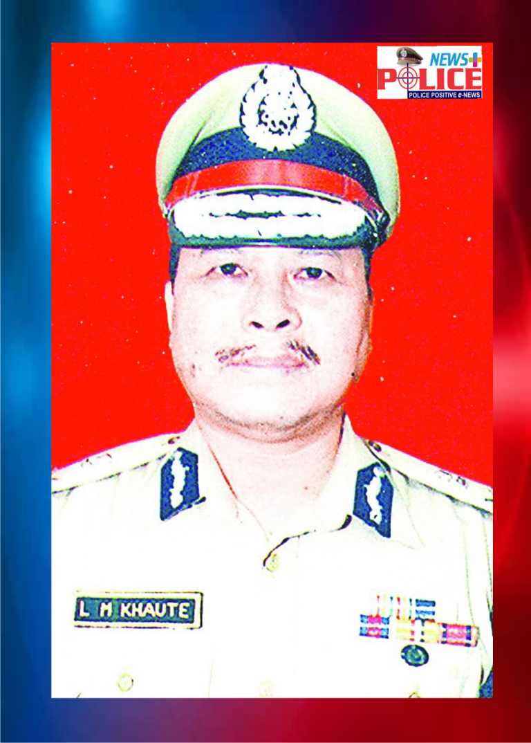 Manipur DGP Mr. LM Kaute IPS made an appeal to the citizens of the state