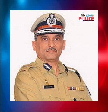 Mumbai Commissioner of Police Mr.Sanjay Barve IPS retired