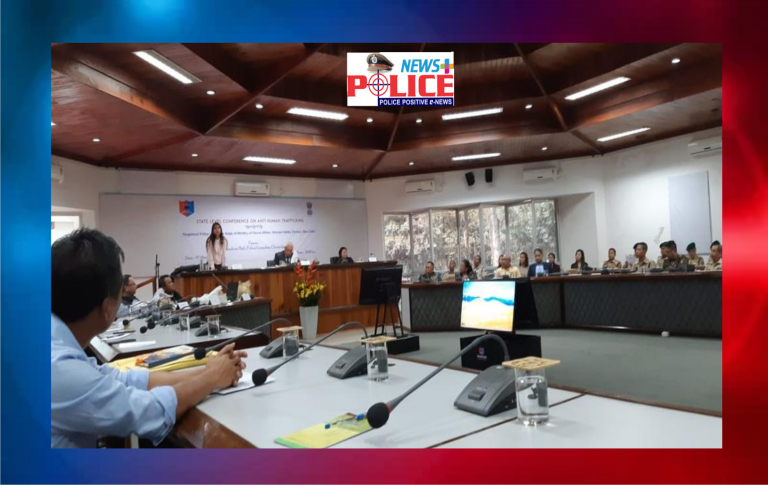 Nagaland Police held state Level conference on Anti-Human Trafficking