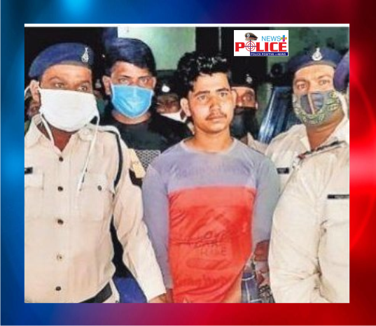 Damoh Police apprehended rape accused within record time