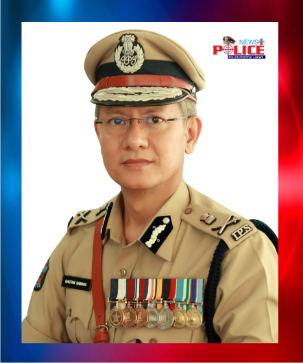 Andhra Pradesh DGP saluted the magnanimous gesture of a lady towards the police