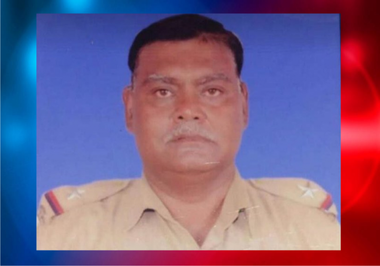ASI Mr. Govind Babubhai Dataniya loses his life in the fight against COVID-19