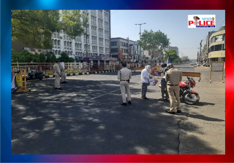 Bhopal Police working extremely hard towards prevention of spread of COVID-19