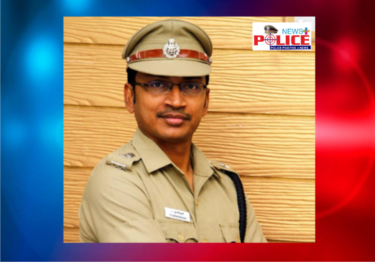 Thiruvallur District Police extends their service to the birds and animals of the district