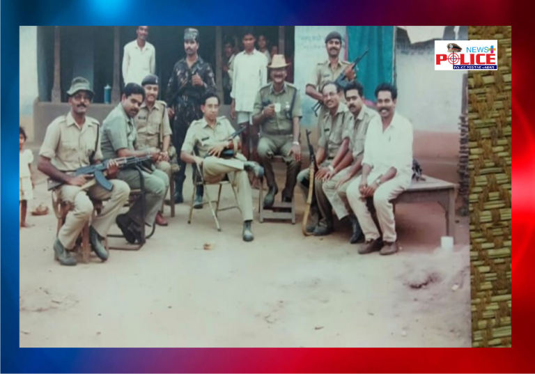 Mr.DM Awasthi IPS DGP sharing his pleasant memories of the past