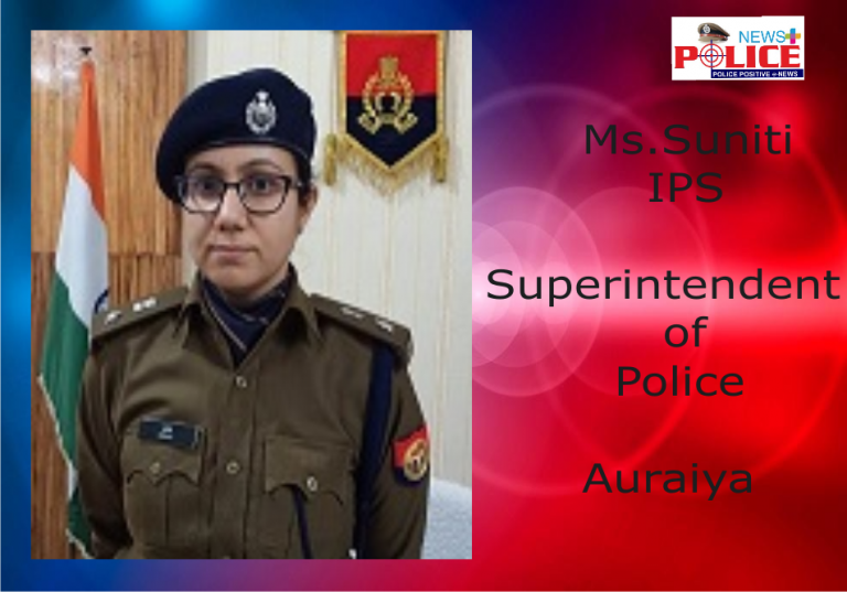 SP Auraiya Ms. Suniti IPS takes precautionary measures to prevent accidents