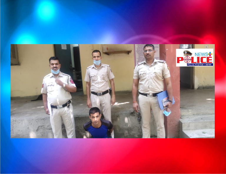 North Delhi Police arrested person who cheated people of money