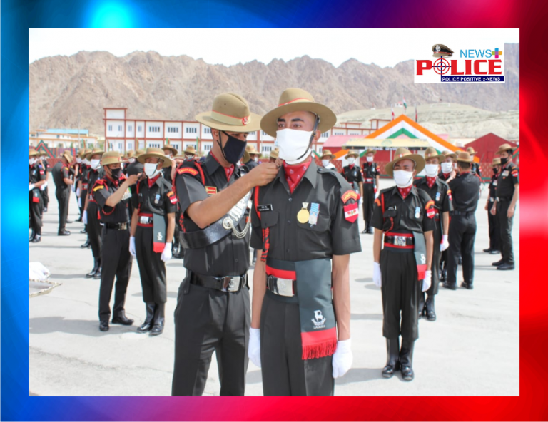 The Northern Command of Indian Army takes in 127 well trained recruits