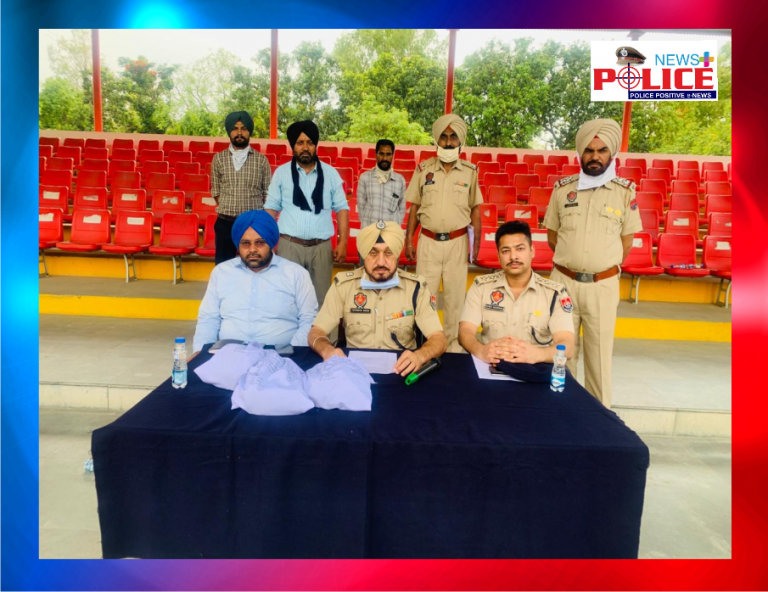 Punjab Police achieve success in the campaign against drugs