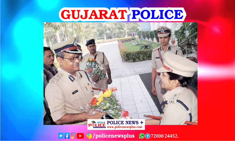 Mr. Asish Bhatia IPS has been promoted as Director General and Inspector General of Police, Gujarat State