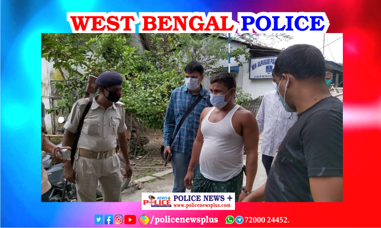 Notorious criminal held by Siliguri Police