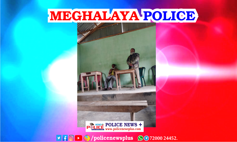 Awareness on various issues given to the village elders by Mairang Police