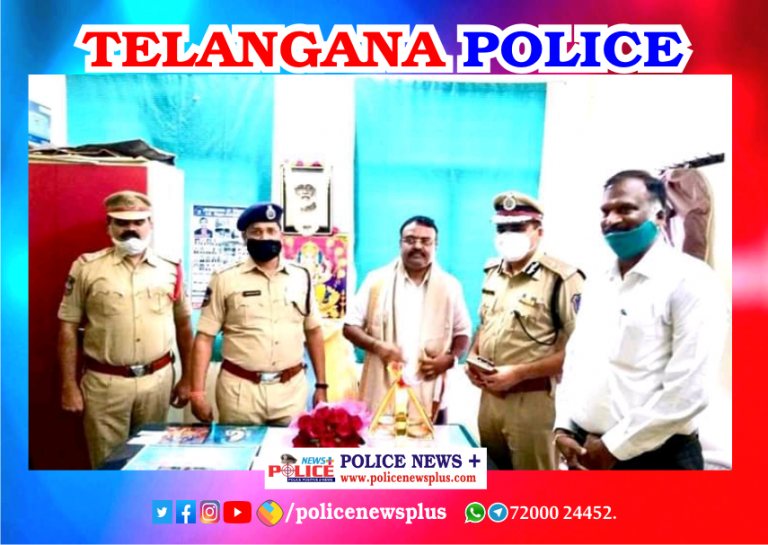 Life Sentence awarded to accused husband for the murder of Air Hostess wife, Rachakonda CP appreciated the police officers