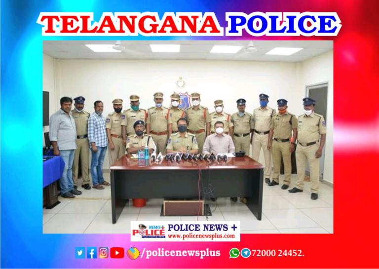 Rachakonda Police apprehended one habitual night house burglary offender and recovered stolen materials