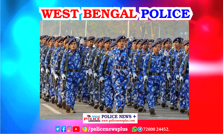 289 superwomen of the West Bengal Police Lady RAF force stationed across West Bengal