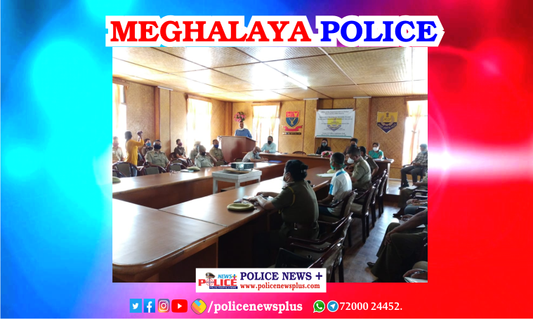 West Jaintia Hills Police held meeting on Care and Protection of Children