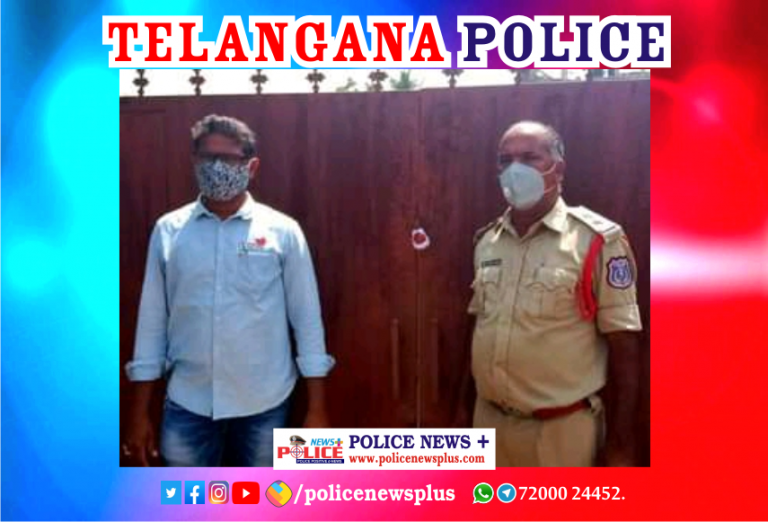 3 Houses used for PDS Rice storage and Gutkha manufacturing sealed by Rachakonda Police