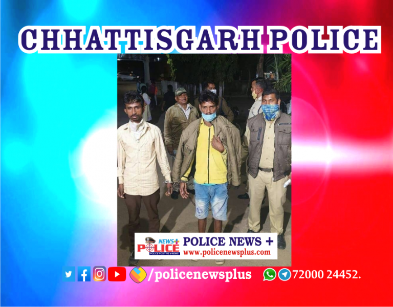 Police Station Kotwali arrested persons involved in bike theft