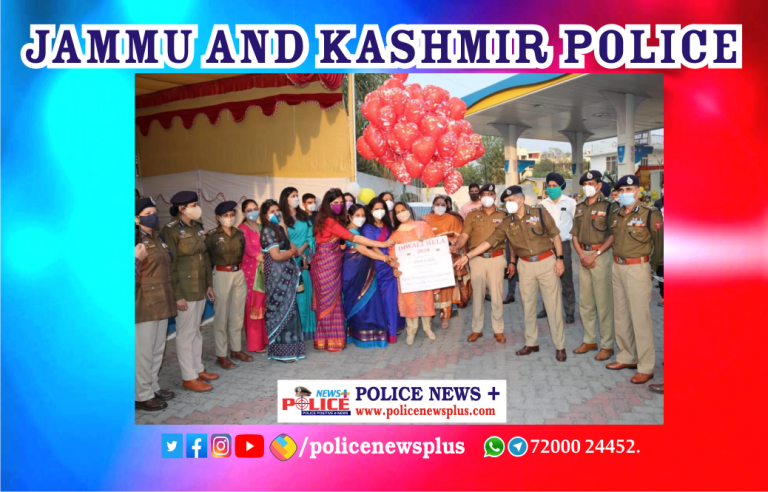 Diwali Mela inaugurated by Dr. Rubinder Kaur, Chairperson of Police Wives welfare Association
