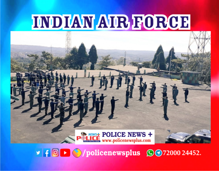 Air Force, Shillong celebrated Constitution of India Day