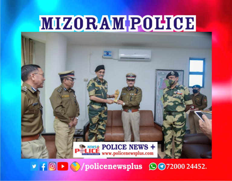 BSF and Mizoram Police held a fruitful interaction
