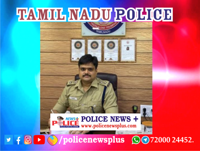 DCP Adyar complemented the Police personal