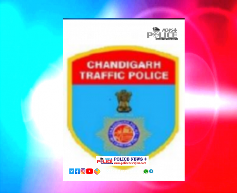 Chandigarh Traffic police created awareness on road safety