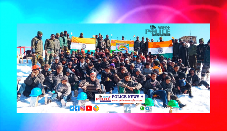 Winter sports Carnival organized by Indian Army